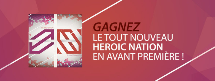 Jeu Heroic Nation