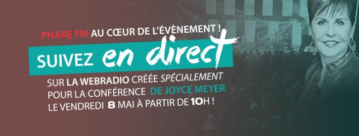 Joyce Meyer Webradio Direct Festival Vivre pleinement sa vie