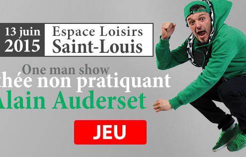 Jeu Alain Auderset Saint-Louis