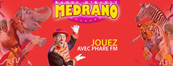Cirque Medrano Mulhouse 2015