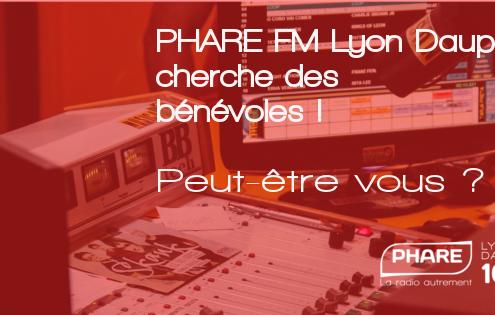 bénévolat bénévole relecteur Lyon radio
