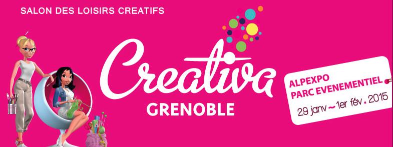 D couvrez creativa le salon des loisirs cr atifs phare fm for Salon du loisir creatif