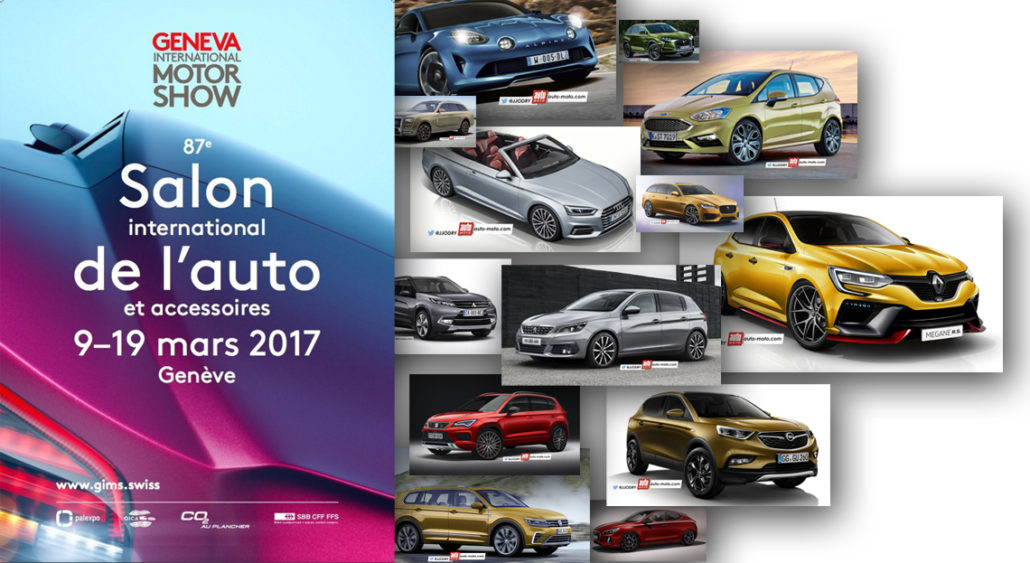 L 39 invit de phare fm du 09 mars yoann nussbaumer salon for Salon de l auto geneve 2017 billetterie