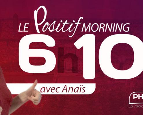 Phare FM Lyon Dauphiné, le Positif Morning