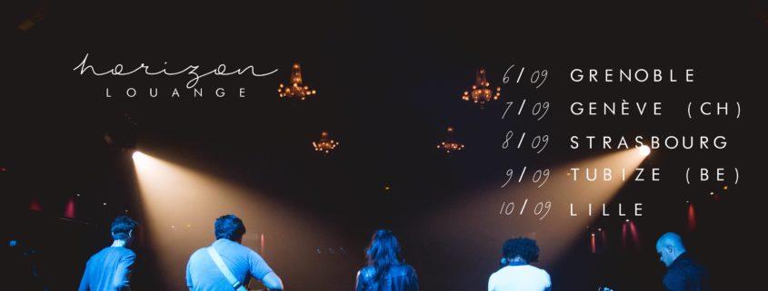 concert horizon louange