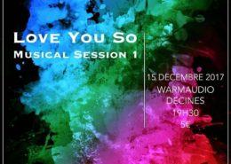 Concert Lyon Ketsia Xtra Céleste GWG Soirée Love You So