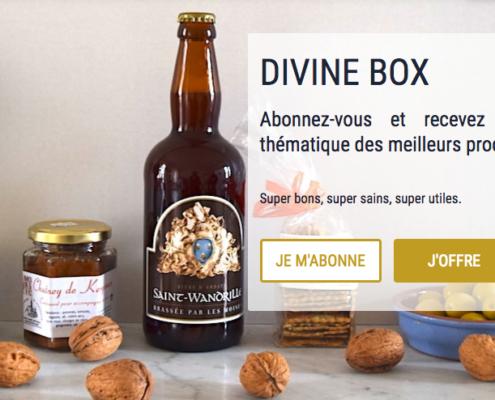 divine box gratuite