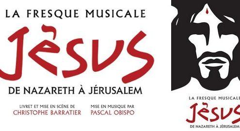 fresque musicale jésus Lyon