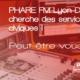 service civique phare fm lyon dauphiné