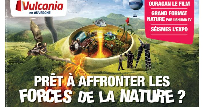 Places gratuits Vulcania PHARE FM Lyon