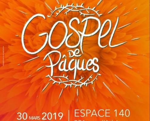 Concert Gospel de Pâques