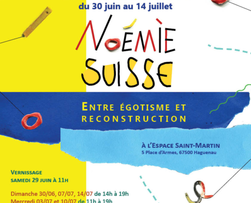 EXpo entre égotisme et reconstruction