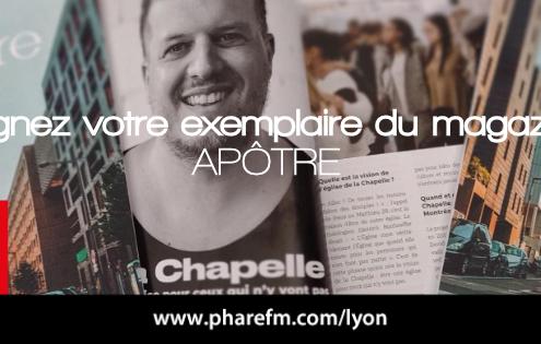magazine apôtre gratuit