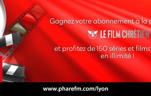 abonnement gratuit LeFilmChrétien.fr